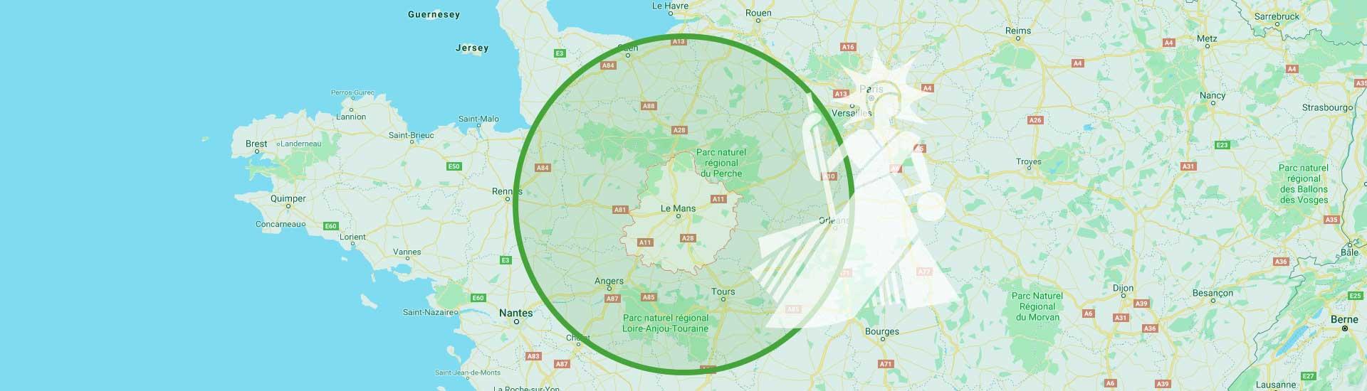 Désaccords immobiliers à Montval-sur-Loir | Yolande Rebuffel
